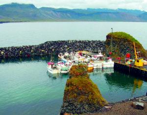 Islanda porto