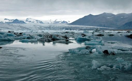 Jokulsarlon ghiacciaio