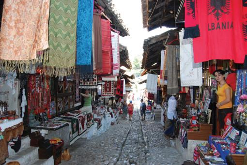 Kruja Bazar