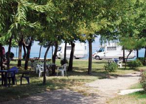 Lago di Ohrid Pogradec