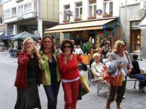 Ferragosto 2007 a Ostenda