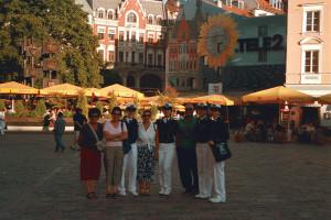 Riga i Cadetti Donna della San Giorgio