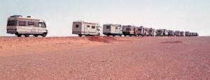 Libia i 17 camper