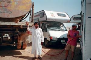 Libia acqua al grande fiume