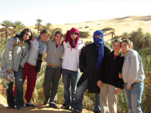 Libia Bacci 166 oasi gruppo