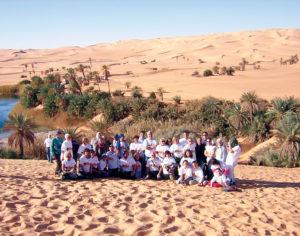 Libia Bacci 232 oasi gruppo