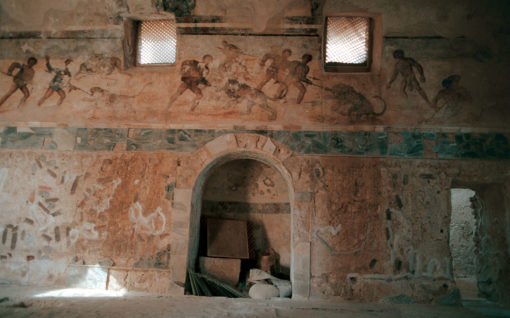 Leptis Magna le terme