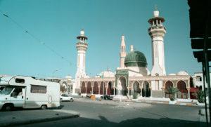 Zliten città santa la moderna Moschea