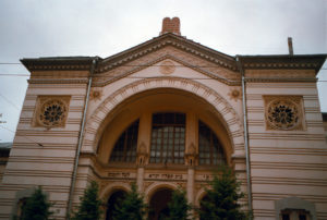 Lituania Vilnius Sinagoga