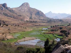 panorama dal parco Anja