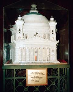 Malta modellino Basilica
