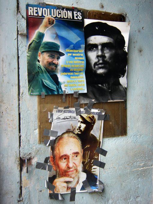 Manifesti Castro e Che788