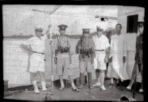 Cina 1907 Marinai Cina UK