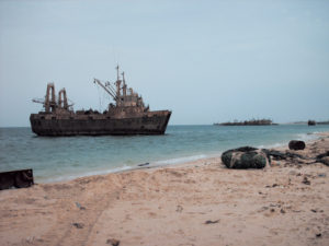 Mauritania nave 163