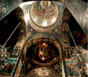 I Mosaici della Chiesa del Salvatore sul Sangue versato