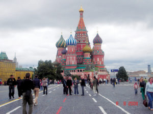 Mosca - Chiesa di San Basilio