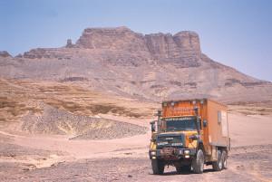 Overland Camion da solo