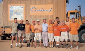 Overland Gruppo partecipanti