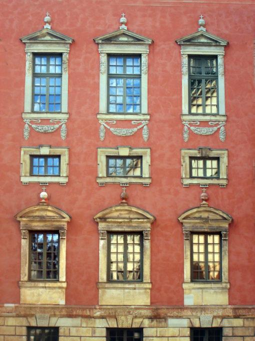 Palazzo arancione
