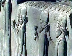 Persepoli bassorilievo