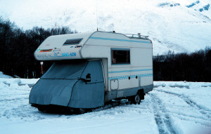 Pilloe camper