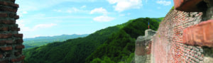 Castello Poienari 9 luglio