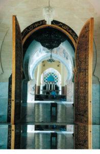 Porta moschea 10