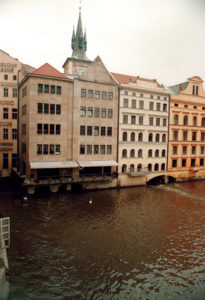 Praga alluvione
