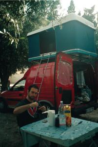 Roberto Camping Tenda