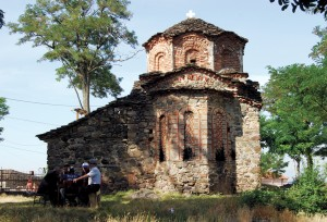 Korça - Santa Maria Mborja