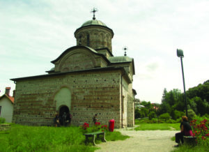 Curtea De Arges, San Nicola XIII sec 8 luglio
