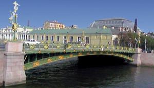 San Pietroburgo Ponte