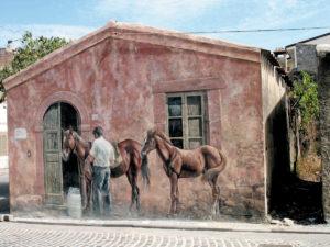 Sard. Murales Caval. 9663