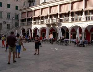 Sibenik la Sebenico dei veneziani