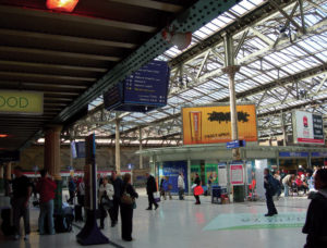 Stazione Edimburgo