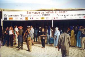 Striscione Festival