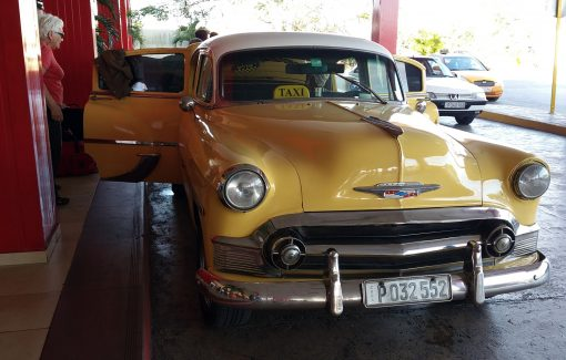 Taxi giallo 739