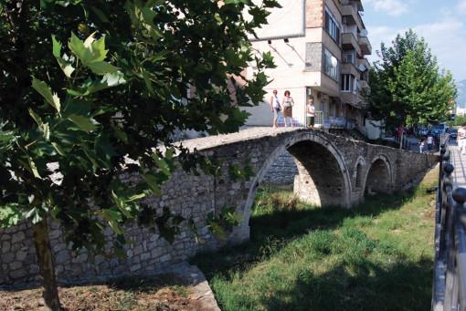 Tirana - Il Ponte dei Conciatori