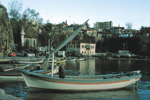 Turchia Antalya il porto
