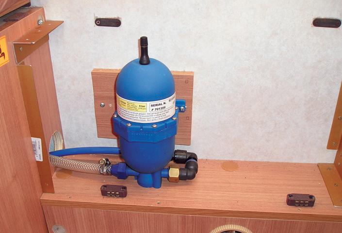 Risparmi energetici for Vaso d espansione