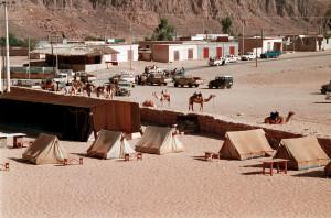 Wadi Rum orizz