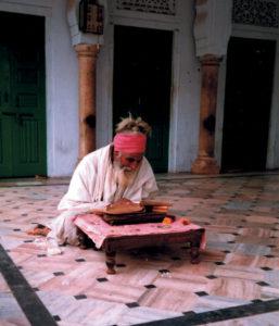 Yoga santone