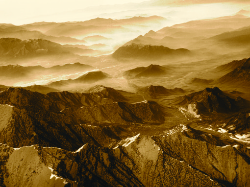 Afghanistan panorama