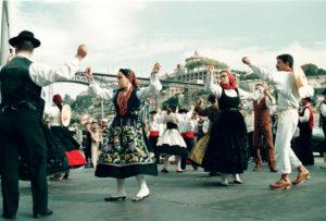 ballerini in costume