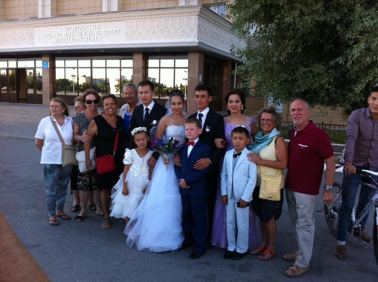 Matrimonio a Kyzylorda