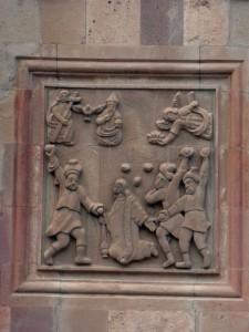 martirio di Santo Stefano P1060640