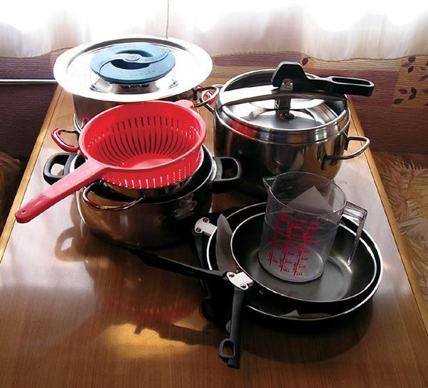 Arrediamo la cucina for Piccola cucina a concetto aperto